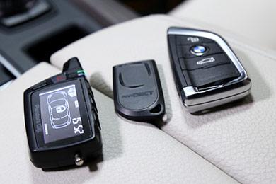 Противоугонные системы БМВ (BMW)