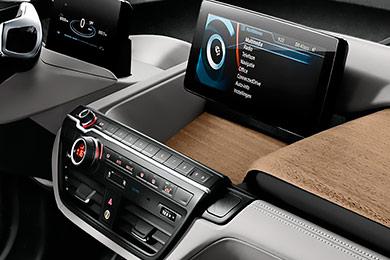 Установка мультимедиа, штатного оборудования БМВ (BMW)
