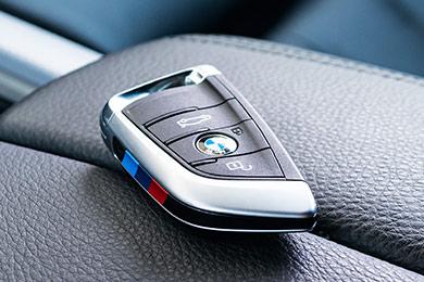 ЧИП ключ БМВ (BMW)