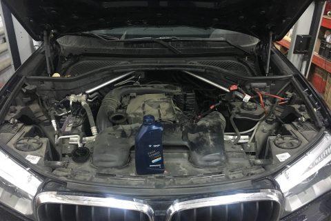 Замена масла и всех фильтровБМВ (BMW)