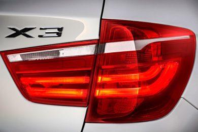 Ремонт LED фонарей BMW (БМВ) F25