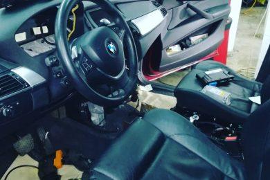 BMW Е71 – Замыкание шины CAN