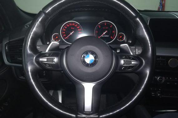 Замена масла и втулок BMW X5 (F15)