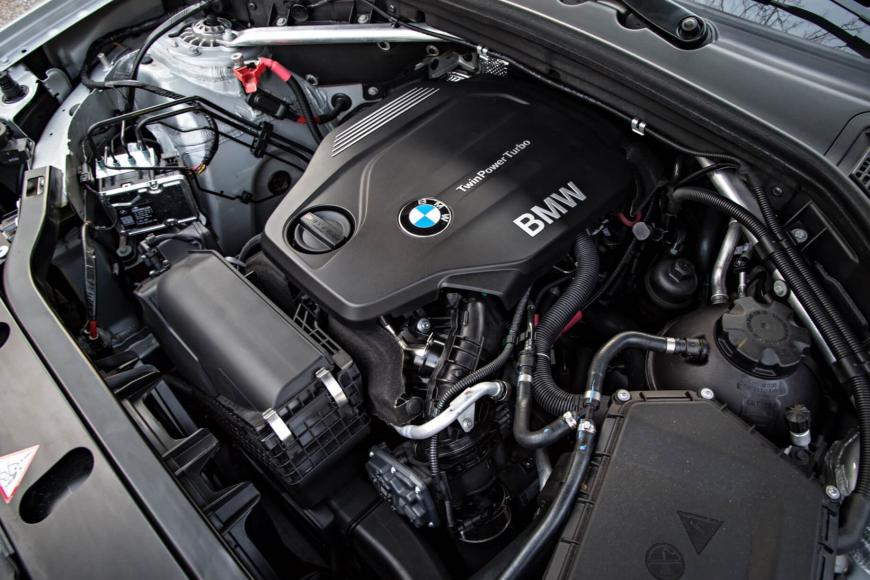 Двигатели БМВ