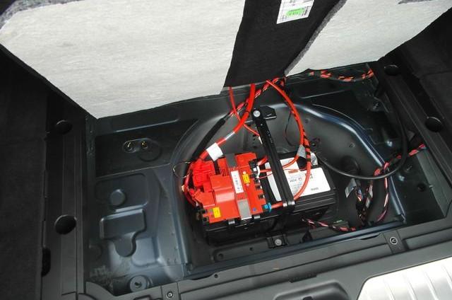 Аккумулятор БМВ Х5