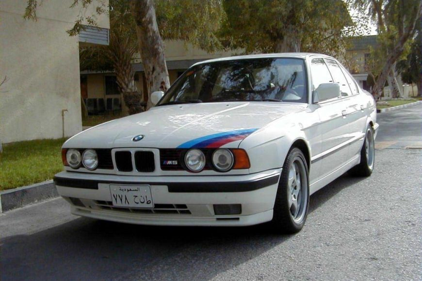 M5 Naghi Motors Edition (E34)