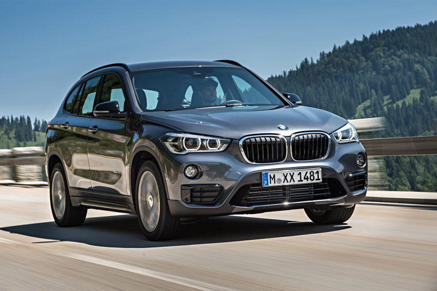 BMW X1: Особенности, характеристики и оснащение