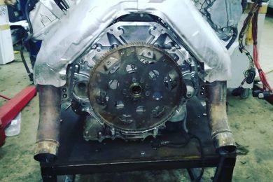 Переборка двигателя N63TU 4.4 (BiTurbo)