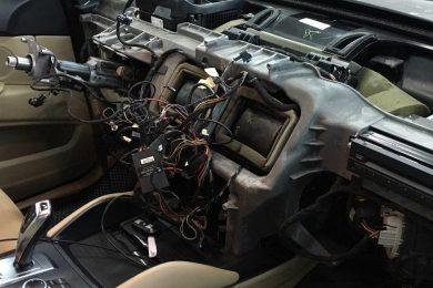 Быстро разряжается аккумулятор в BMW E71