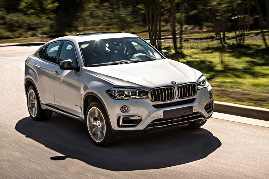 Что представляет собой BMW X6?