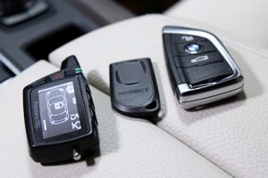 Установка сигнализации BMW (БМВ)