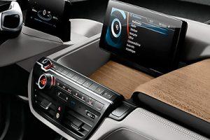 Установка штатного оборудования БМВ (BMW)