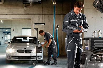 Сервисное обслуживание БМВ (BMW)