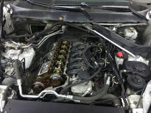 Замена Valvotronic, ремонт генератора BMW (БМВ)
