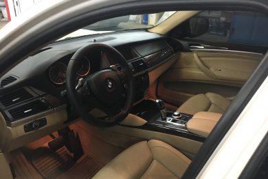 Установка автозапуска BMW (БМВ)