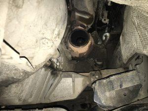 БМВE70 3.0 дизель, двигатель M57 2008 год