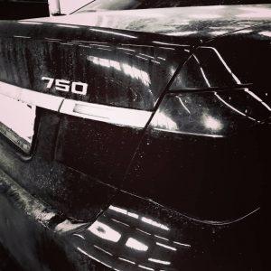 BMW 750 F02