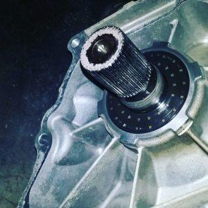 BMW F25 - замена масла