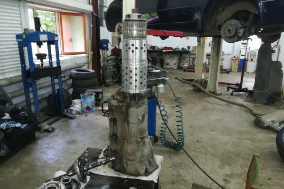 E70 LCI 8HP
