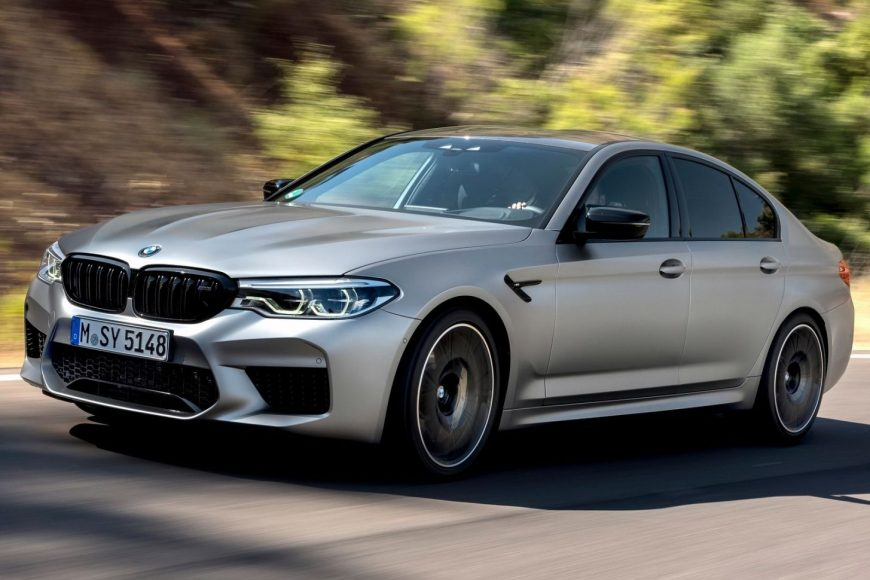 BMW «M5 Competition»