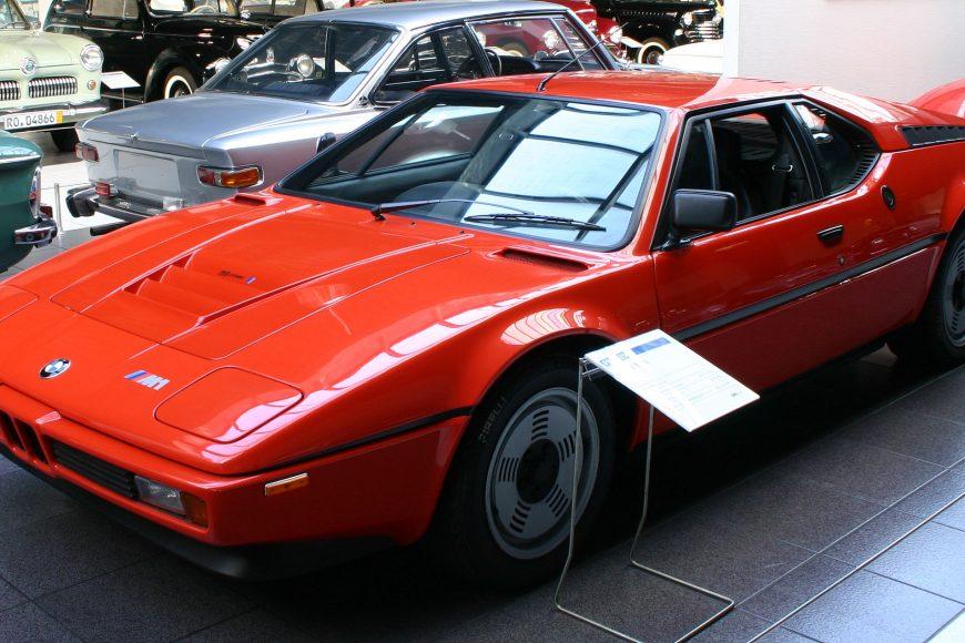 Раритетные автомобили от BMW