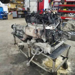 Починка двигателя в BMW F07 (GT 530dx 239000)