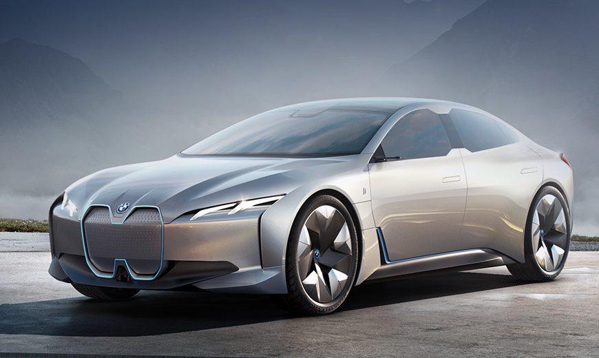Концепт BMW i5