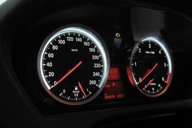 Изменение подсветки приборов BMW на белую