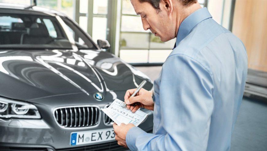 Гарантия на новые автомобили от БМВ