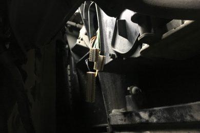 Ремонт модуля фары TMS в BMW F25