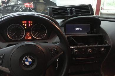 Ремонт блока ССС в BMW E63