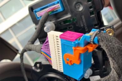 Cтоп-фильтр для остановки пробега БМВ (BMW)