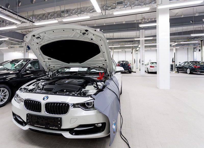 Капитальный ремонт BMW
