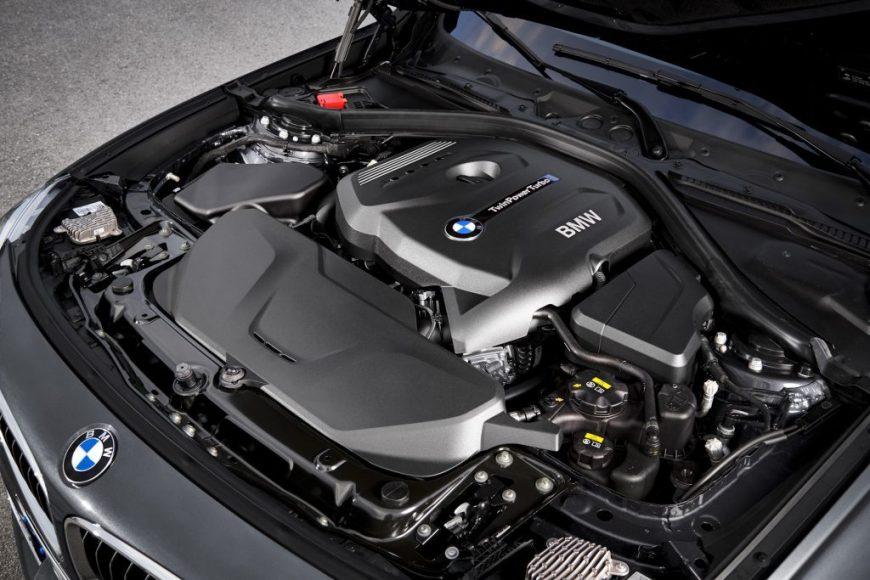 Техосмотр BMW
