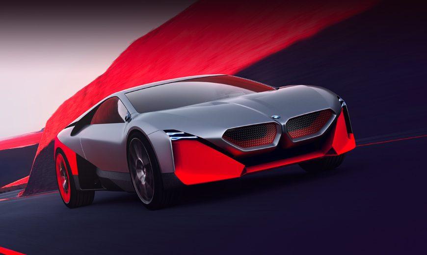 Электрифицированное будущее BMW