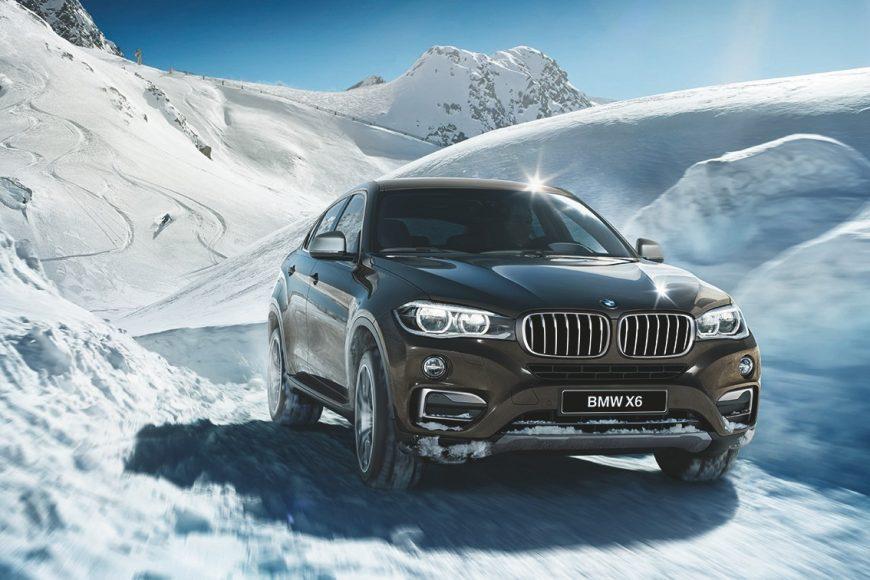 Уход и обслуживание BMW зимой