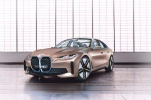 BMW подробно рассказал о ключевых характеристиках i4