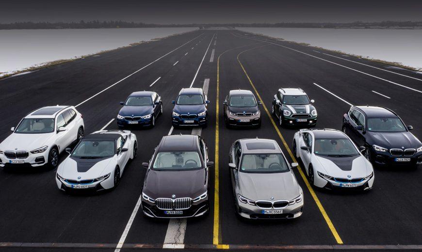 BMW упростит модельный ряд автомобилей
