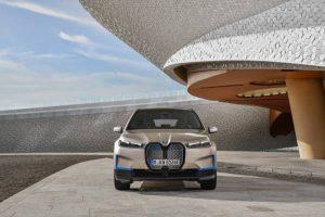 Электроэнергия в производстве BMW
