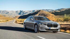 BMW 7 серии. Редизайн