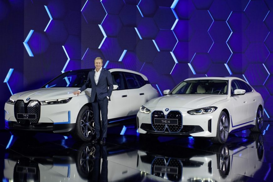 Планы BMW