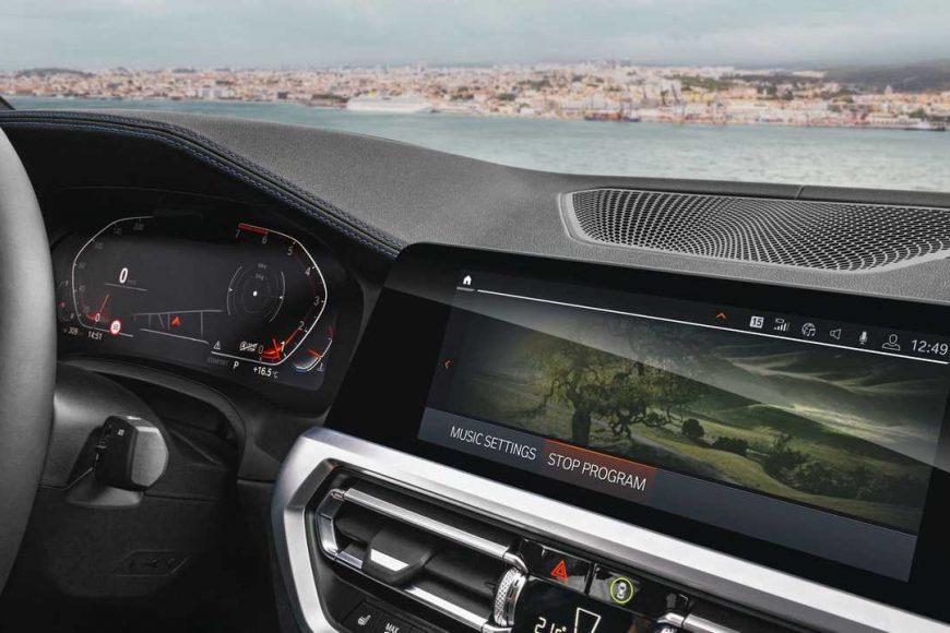 Удаленное обновление программного обеспечения BMW