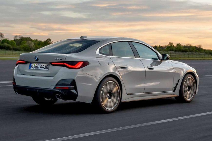 2022 G24 BMW 4 Series Gran Coupe, M440i xDrive